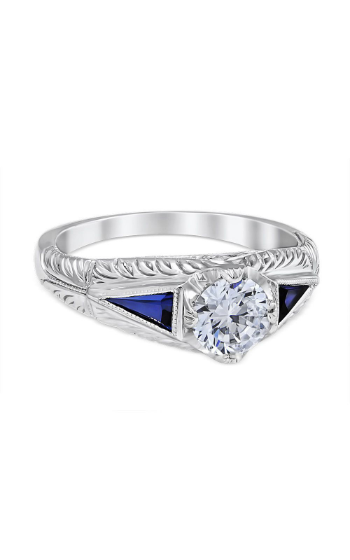 Whitehouse Brothers Vintage Engagement ring 8314S product image