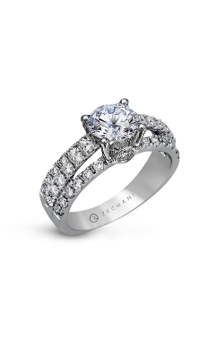 Zeghani Blindingly Beautiful Engagement ring ZR120 product image