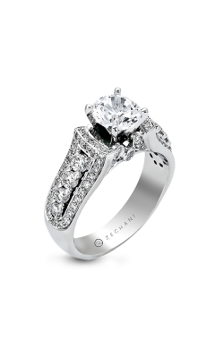 Zeghani Blindingly Beautiful Engagement ring ZR173 product image