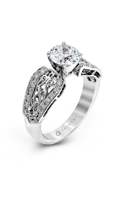 Zeghani Refined Rebel Engagement ring ZR237 product image