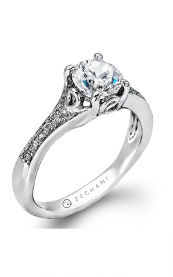 Zeghani Delicate Diva Engagement ring ZR585 product image
