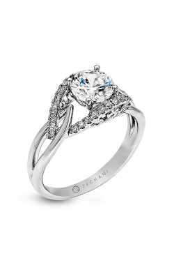 Zeghani Nature Lover Engagement Ring ZR587 product image