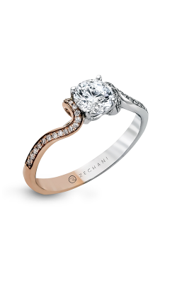 Zeghani Refined Rebel Engagement ring ZR777 product image