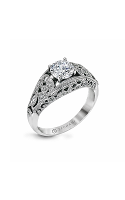 Zeghani Vintage Vixen Engagement ring ZR824 product image