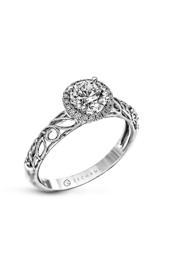 Zeghani Nature Lover Engagement ring ZR826 product image