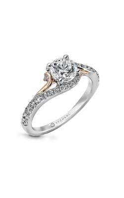 Zeghani Nature Lover Engagement ring ZR874 product image
