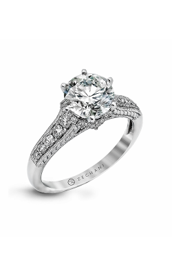 Zeghani Vintage Vixen Engagement ring ZR896 product image