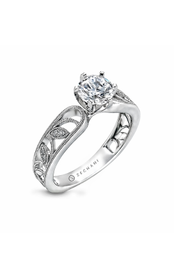 Zeghani Nature Lover Engagement ring ZR911 product image