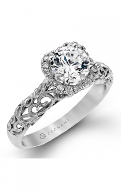 Zeghani Nature Lover Engagement ring ZR914 product image