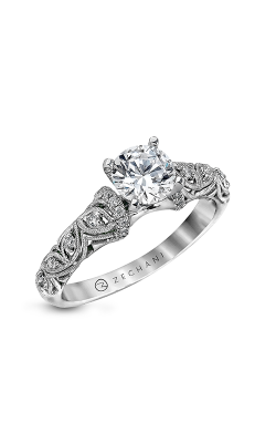 Zeghani Nature Lover Engagement Ring ZR916 product image
