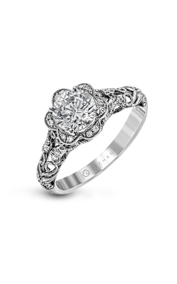 Zeghani Nature Lover Engagement Ring ZR918 product image