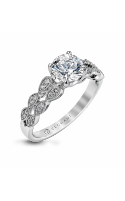 Zeghani Blindingly Beautiful Engagement ring ZR938 product image