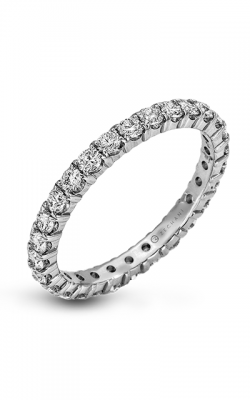 Zeghani Blindingly Beautiful Wedding Band ZR38 product image