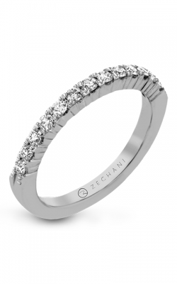Zeghani Blindingly Beautiful Wedding Band ZR90 product image