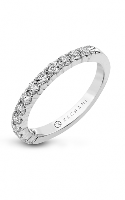 Zeghani Blindingly Beautiful Wedding Band ZR92 product image