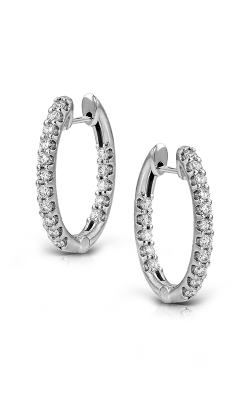 Zeghani Blindingly Beautiful Earring ZE221 product image