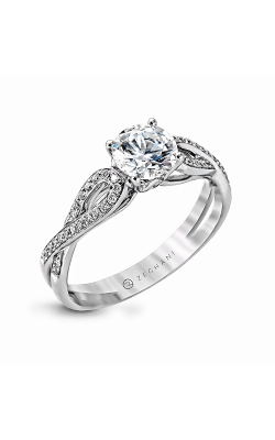Zeghani Vintage Vixen Engagement ring ZR998 product image