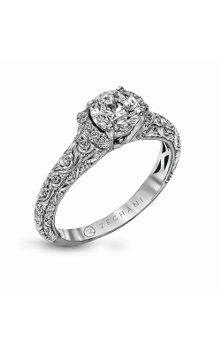 Zeghani Vintage Vixen Engagement ring ZR1051 product image