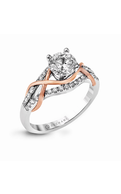 Zeghani Refined Rebel Engagement ring ZR1190 product image