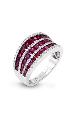 Zeghani Blindingly Beautiful Fashion Ring ZR1148 product image
