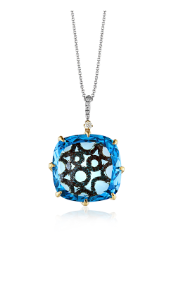 Zeghani Refined Rebel Necklace ZP380 product image