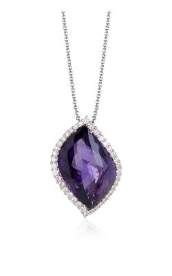 Zeghani Blindingly Beautiful Necklace ZP741 product image