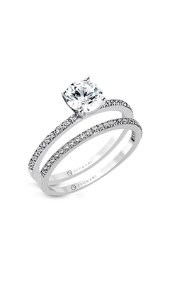 Zeghani Classic Beauty  Engagement ring ZR260 product image