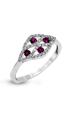 Zeghani Refined Rebel Fashion Ring ZR1112 product image