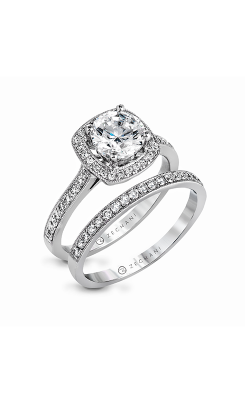 Zeghani Classic Beauty  Engagement ring ZR1185 product image