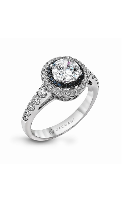 Zeghani Vintage Vixen Engagement Ring ZR1054 product image
