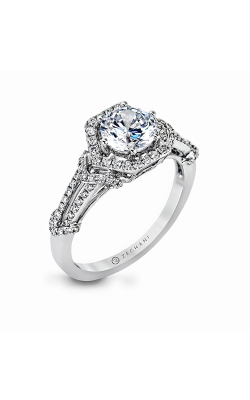 Zeghani Vintage Vixen Engagement ring ZR1161 product image