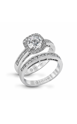 Zeghani Delicate Diva Engagement Ring ZR960 product image