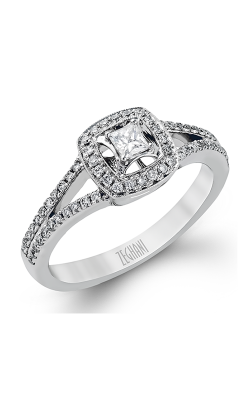 Zeghani Vintage Vixen Engagement Ring ZR496 product image