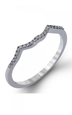 Zeghani Refined Rebel Wedding Band ZR981 product image