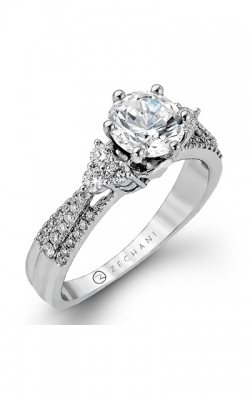 Zeghani Vintage Vixen Engagement Ring ZR980 product image