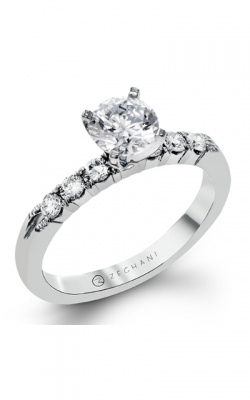 Zeghani Blindingly Beautiful Engagement ring ZR98 product image