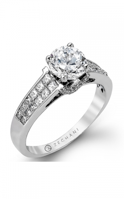 Zeghani Blindingly Beautiful Engagement Ring ZR974 product image