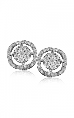 Zeghani Classic Beauty Earrings ZE294 product image