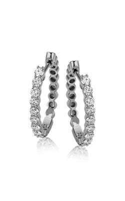 Zeghani Blindingly Beautiful Earrings ZE298 product image