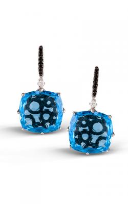 Zeghani Refined Rebel Earrings ZE313 product image