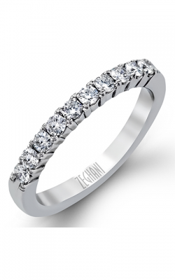 Zeghani Delicate Diva Wedding band ZR96 product image