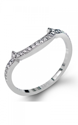 Zeghani Vintage Vixen Wedding band ZR959 product image