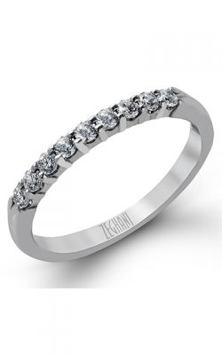 Zeghani Blindingly Beautiful Wedding Band ZR95 product image