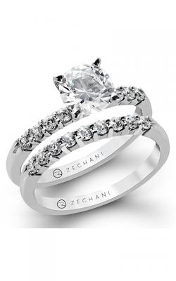 Zeghani Blindingly Beautiful Engagement ring ZR95 product image
