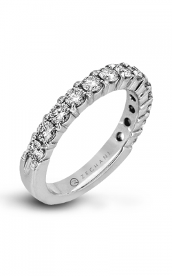 Zeghani Blindingly Beautiful Wedding Band ZR94 product image