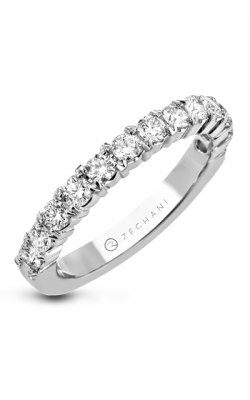 Zeghani Blindingly Beautiful Wedding Band ZR93 product image