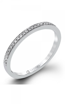 Zeghani Delicate Diva Wedding band ZR929 product image