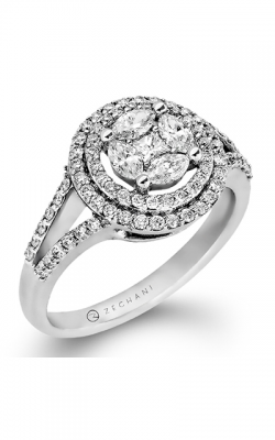 Zeghani Nature Lover Engagement ring ZR902 product image