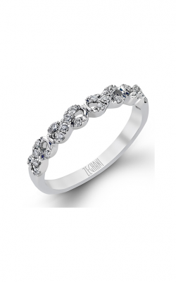 Zeghani Blindingly Beautiful Wedding Band ZR868 product image