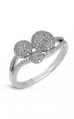 Zeghani Vintage Vixen Fashion Ring ZR839 product image